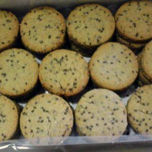 Avelinas. Pastas con harina de avena